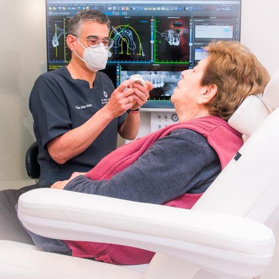 Dentista en Guadalupe - Murcia | Dr. Óscar Eráns
